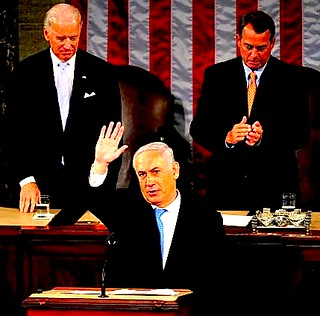 Biden-Netanyahu-Boehner at Joint session