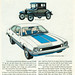 1972 Ford Pinto with Sprint Decor Option