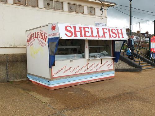 Seaside cuisine in Hunstanton