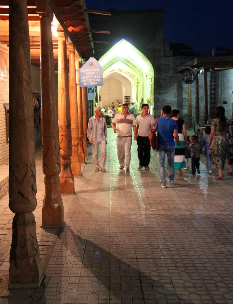 Bazaar Alleys