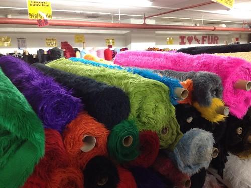 muppet fur