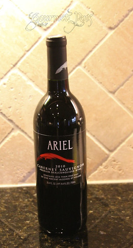 Ariel Alcohol-Removed Wine