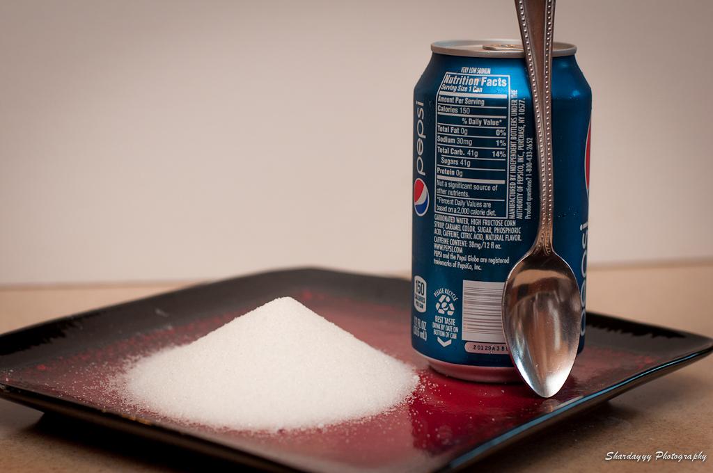 070:365 - 07/09/2012 - How Much Sugar?
