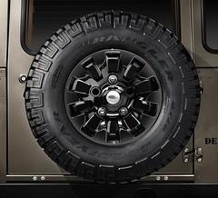 bumper(0.0), tire(1.0), automotive tire(1.0), automotive exterior(1.0), wheel(1.0), tread(1.0), rim(1.0), alloy wheel(1.0), hubcap(1.0), spoke(1.0),