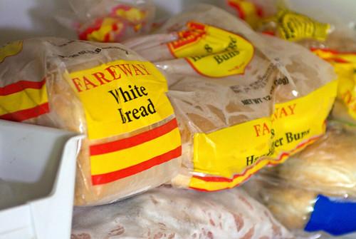 Freeze Extra Staple Foods (199/365)