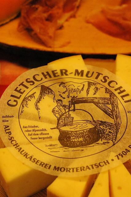 Visita al Caseificio: Gletscher-Mutschli