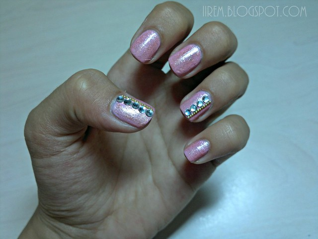 Pretty Pink Manicure (1)