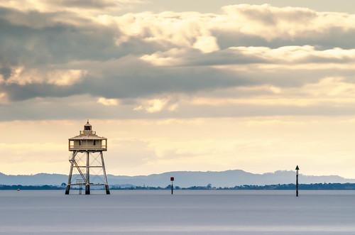 longexposure newzealand sky cloud lighthouse colour water nikon auckland waitemataharbour leefilters sigma150500 bigstopper availableingettyimages