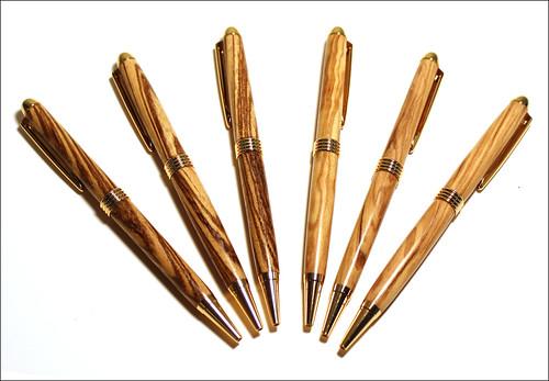 Streamline Pens - July 2012