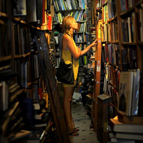 Bookman's Corner