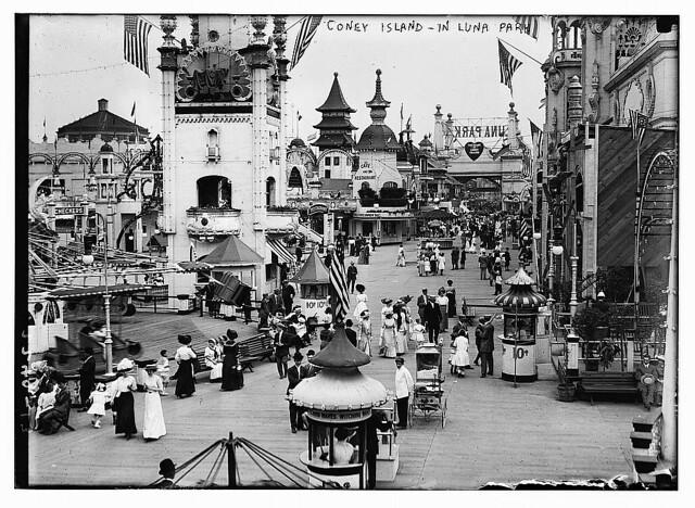 Vintage Coney Island 1