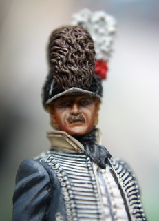 "Pegaso Models ""British Light Dragoon Officer 11th Regt. 1811"" -10"