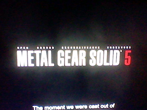 Newly Hinted Metal Gear Solid 5 Is Possibly Project OGRE