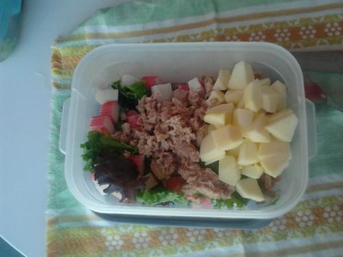...e o almoço da Ana Lu