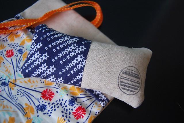FO: Zakka Style Pincushion
