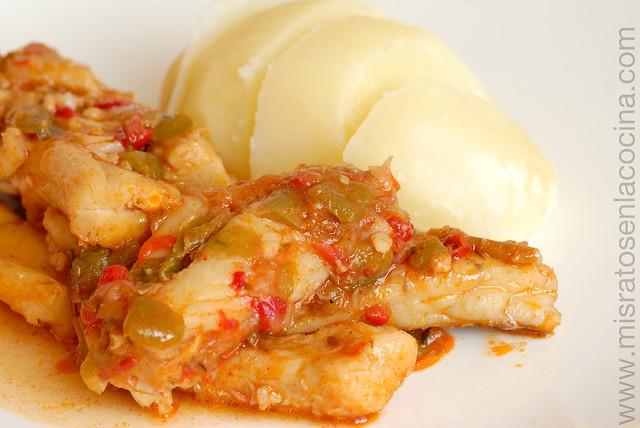 Recetas de cocina canaria tollos