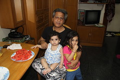 Breaking My First Fast With My Grandchildren .. 22 July 2012 by firoze shakir photographerno1
