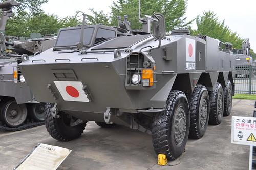 96WAPC (96式装輪装甲車)
