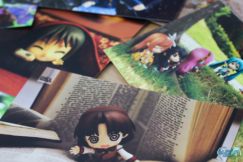 Nendoroid photo collage