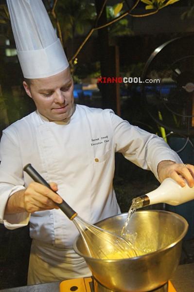 Chef Darren J. O'Neil, Intercontinental Hotel -011