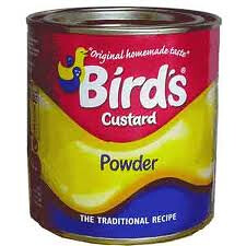 Bird's custard