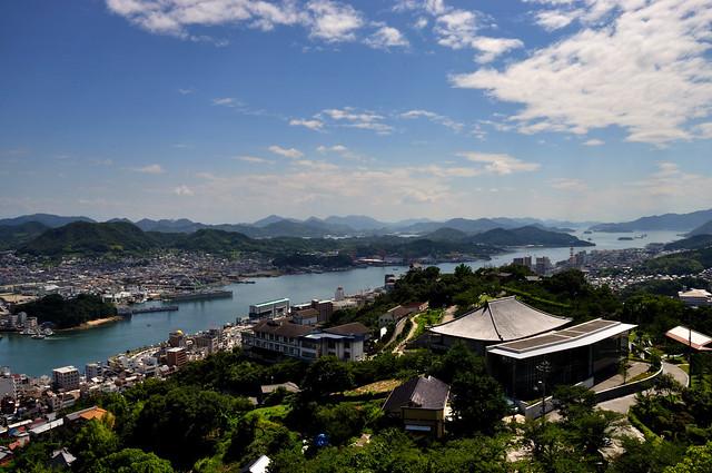 千光寺公園 グリル展望台