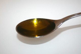 10 - Zutat Olivenöl / Ingredient olive oil
