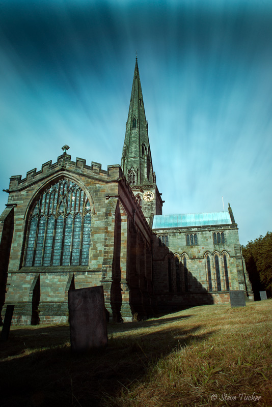 Saint Oswald's Church - Ashbourne