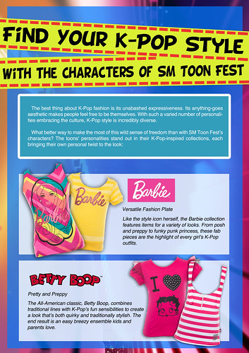 Characters of SM ToonFest p1