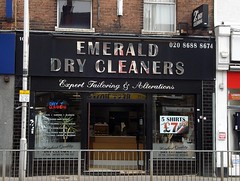 Picture of Emerald Dry Cleaners, 107 South End