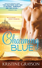 September 1st 2012 by Sourcebooks Casablanca               Charming Blue (Fates #8) by Kristine Grayson