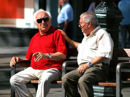 Men's fashion Barcelona