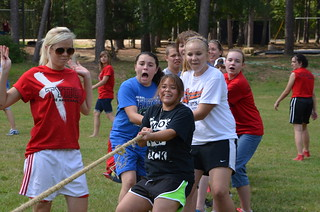 Boles Campus Residents Attend Camp
