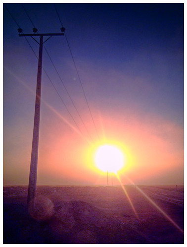 chile southamerica sunrise power desert mining atacama iphone