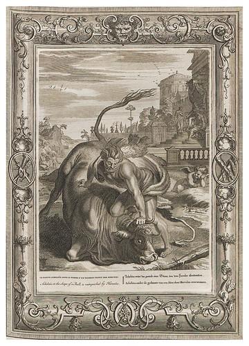 010- Neueröffneter Musen-Tempel…1754-Bernard Picart-© UniversitättBibliotheK Heidelberg