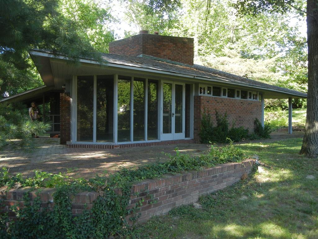 The Schweiss House  Bernoudy