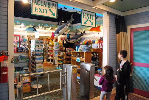 JA - gift shop