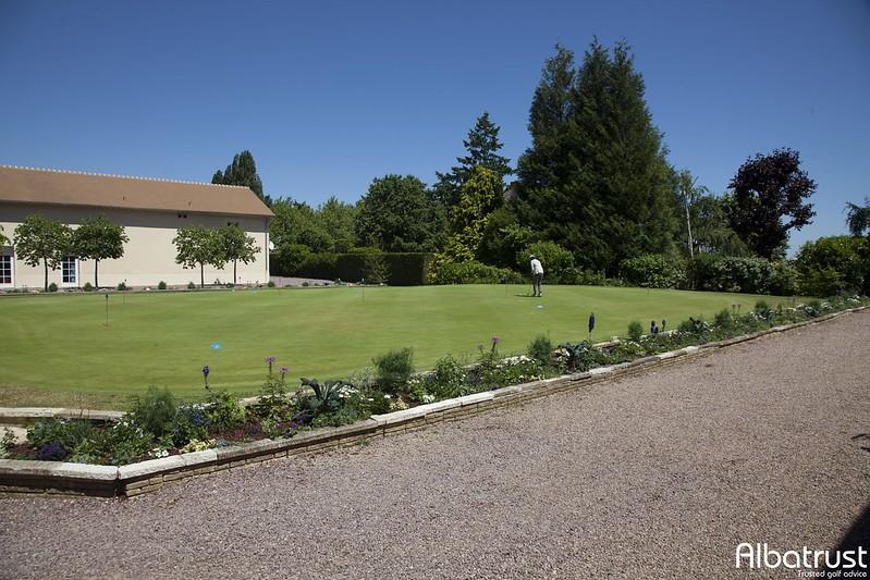 photo du golf Golf De La Vaucouleurs - Parking