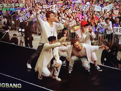 BIGBANG A-Nation Tokyo Screencaps 2016-08-27 (4)