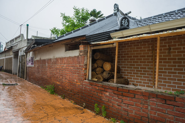 Old building, Suncheon, South Korea