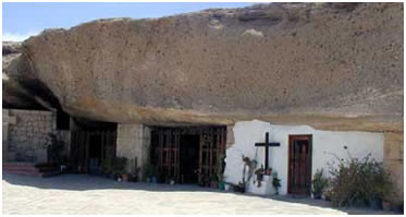 Cueva Sto. Hermano Pedro (Exterior)