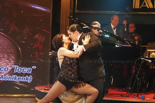 No Señor Tango by pqueirozribeiro