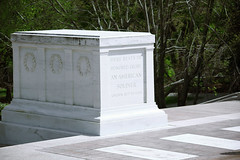 Tomb of the Unknown Soldier - NW view - Arlington National Cemetery - 2012