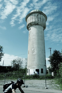 forgotten water reservoir tower