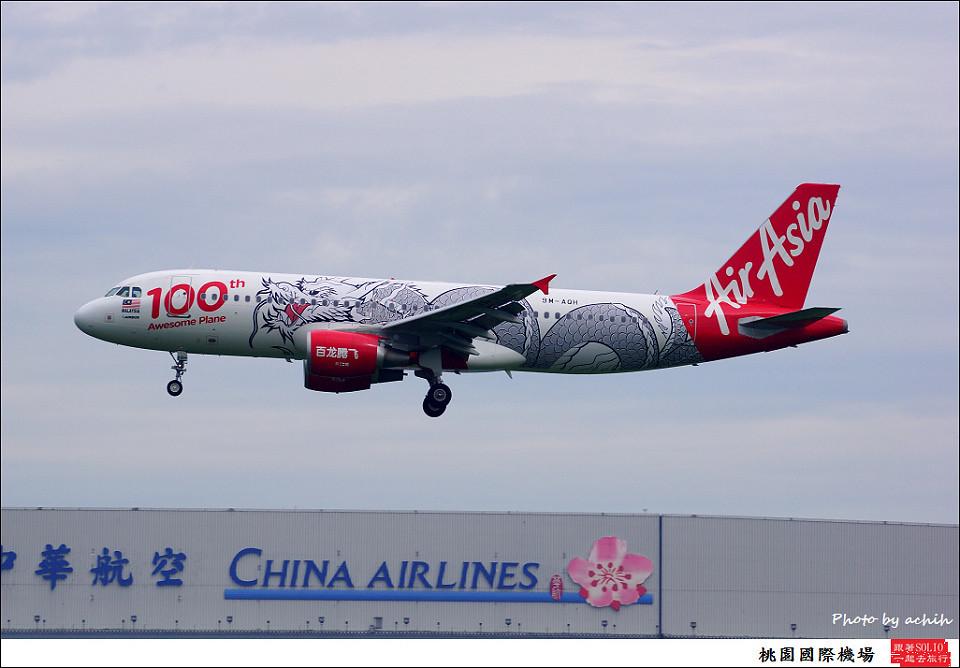 AirAsia  9M-AQH客機004