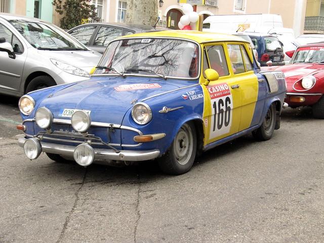 ... Carlo Historique - Skoda 1000MB -(1968)-003   Flickr - Photo Sharing