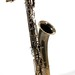 Conn 12M Baritone Saxophone (1956) by Museum of Making Music