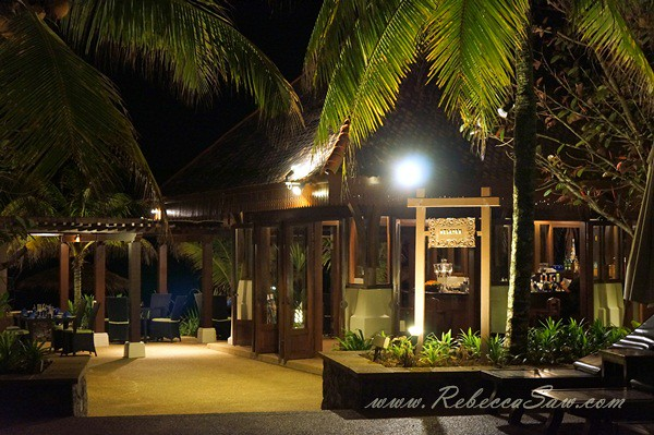 tanjong jara resort - Chef Florent Passard-006