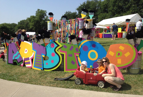 ArtStop, Cottonwood Art Festival Spring 2012