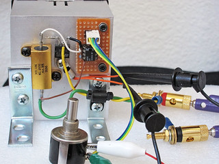 DIY: voltage programmable 'active load'